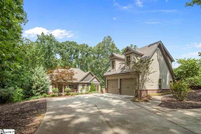 Seneca Single Family Home For Sale: 322 Grand Overlook
