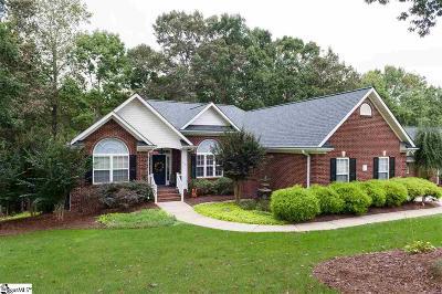 Woodruff Single Family Home For Sale: 419 Winding Oak