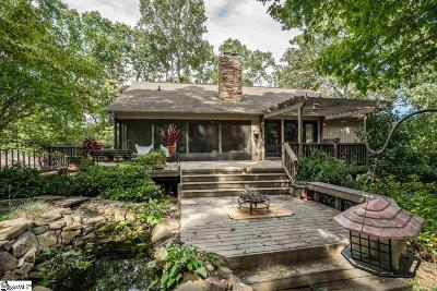 Greer Single Family Home For Sale: 1909 Pleasant Hill