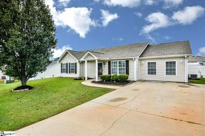 Fountain Inn Single Family Home Contingency Contract: 2009 Small Meadows
