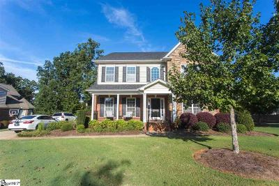 Boiling Springs Single Family Home For Sale: 504 Witherspoon