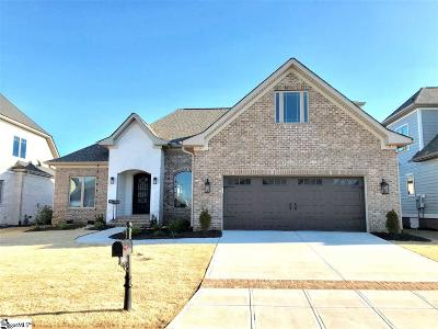 Simpsonville Single Family Home For Sale: 416 Santa Cruz