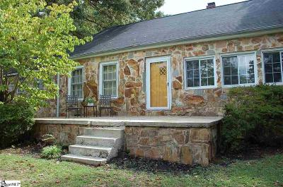 Greenville County Single Family Home For Sale: 12 Traynham