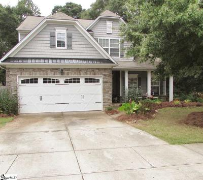 Mauldin Single Family Home Contingency Contract: 4 Groveview
