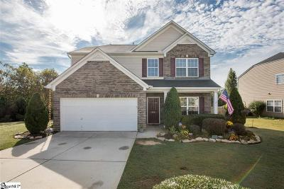 Morning Mist Single Family Home For Sale: 508 Tulip Tree