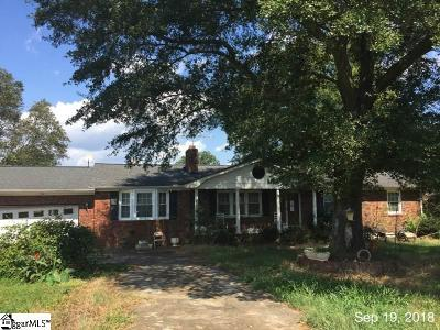 Piedmont Single Family Home Contingency Contract: 2742 W Georgia