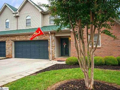 Easley Condo/Townhouse For Sale: 112c Pinnacle