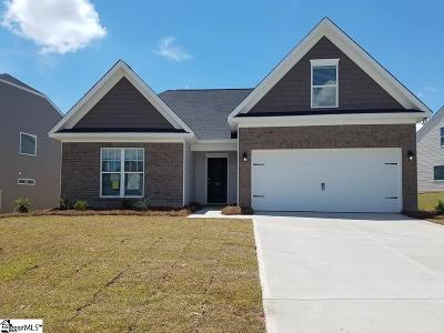 Windy Ridge Single Family Home For Sale: 2 Fowler Oaks #Lot 46
