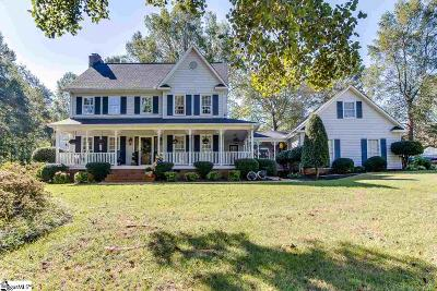 Easley Single Family Home For Sale: 101 Yorkshire