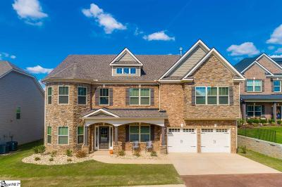 Greer Single Family Home For Sale: 140 Redcroft