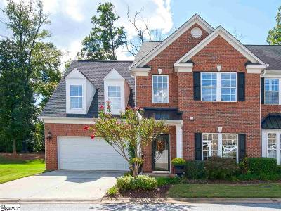 Simpsonville Condo/Townhouse Contingency Contract: 210 Bickleigh