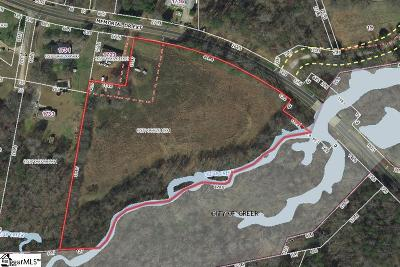 Greer Residential Lots & Land Contingency Contract: Memorial Drive