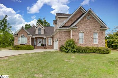 Greer Single Family Home For Sale: 2 Hunters Landing