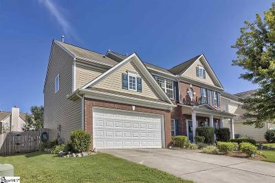 Simpsonville Single Family Home For Sale: 26 Open Range
