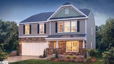 Piedmont Single Family Home For Sale: 518 Galveston