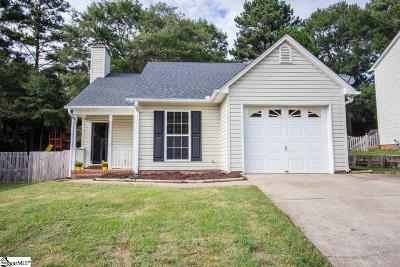 Simpsonville Single Family Home For Sale: 305 Great Oaks