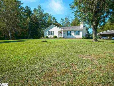 Piedmont Single Family Home Contingency Contract: 713 Lindal