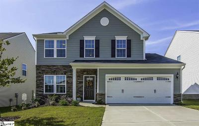 Simpsonville Single Family Home For Sale: 115 Sandusky