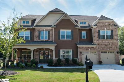 Simpsonville Single Family Home For Sale: 120 Beaumaris
