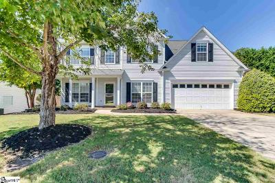 Simpsonville SC Single Family Home For Sale: $254,000