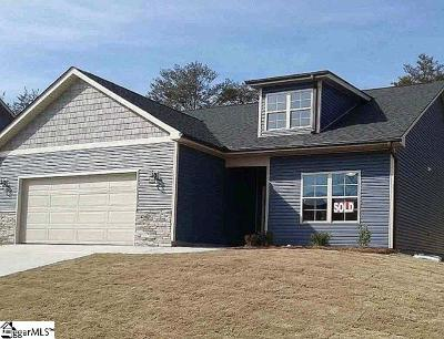 Single Family Home For Sale: 117 Palmetto Valley