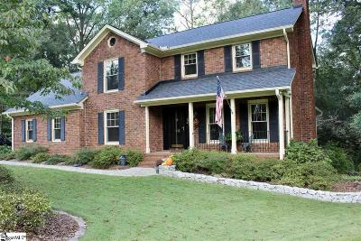 Greer Single Family Home For Sale: 113 Chesterton