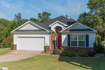 Greenville County Single Family Home For Sale: 6 Coulter
