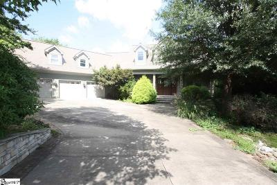 Greenville County Single Family Home For Sale: 323 Foggy Cut