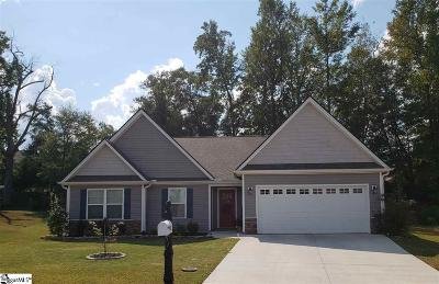 Fountain Inn Single Family Home For Sale: 328 Catterick