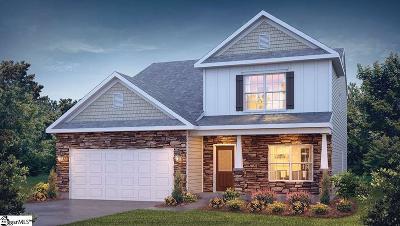 Hartwood Lake Single Family Home Contingency Contract: 209 Hartwood Lake