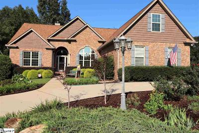 Greer Single Family Home For Sale: 140 Fox Farm
