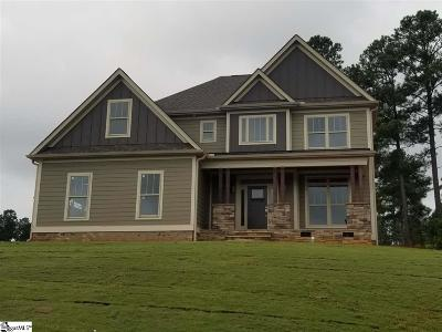 Travelers Rest Single Family Home For Sale: 105 Wedge