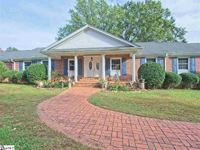 Easley Single Family Home For Sale: 301 W Roper