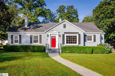 Greenville Single Family Home For Sale: 28 Claremore