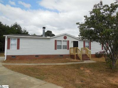 Easley Mobile Home For Sale: 109 Jyniece