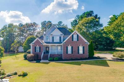 Piedmont Single Family Home Contingency Contract: 100 Homestead