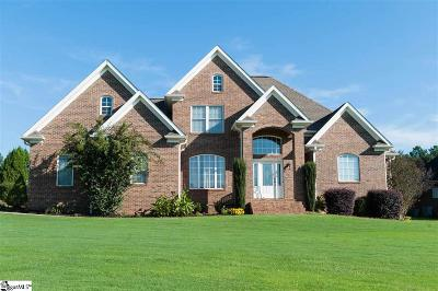 Boiling Springs Single Family Home Contingency Contract: 450 Waterford Point