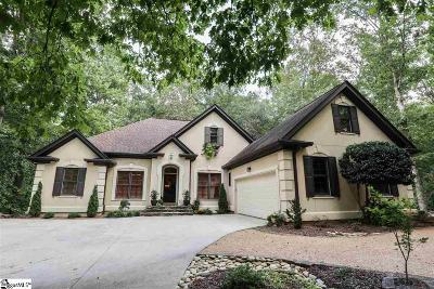 Travelers Rest Single Family Home For Sale: 5 Alsace