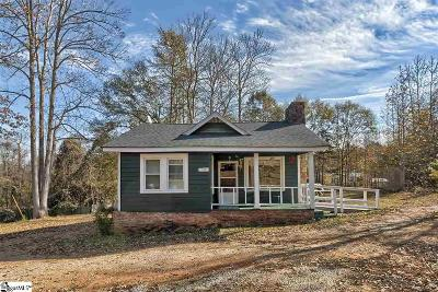 Travelers Rest Single Family Home For Sale: 1246 White Horse Road