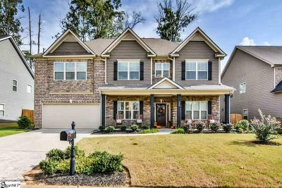 Simpsonville Single Family Home Contingency Contract: 200 Carters Creek