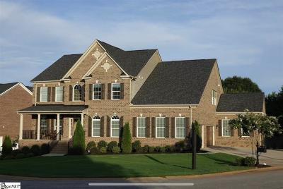 Simpsonville Single Family Home Contingency Contract: 500 Pawleys