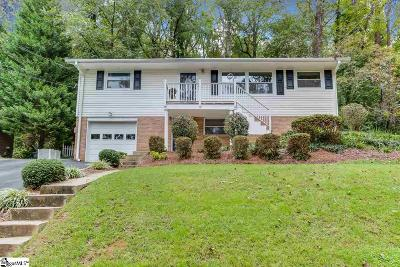 Greenville Single Family Home For Sale: 120 Brookside