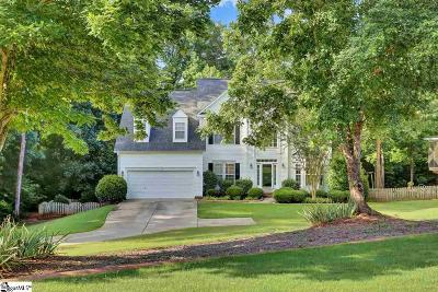 Simpsonville Single Family Home For Sale: 204 Great Pines