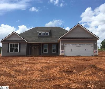 Timber Glen Single Family Home For Sale: 202 Spruce Creek #Lot 24