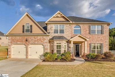 Simpsonville Single Family Home Contingency Contract: 5 Tippecanoe