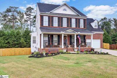 Greer Single Family Home Contingency Contract: 23 Annenberg