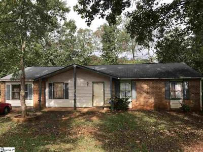 Greenville Single Family Home For Sale: 608 Sumter