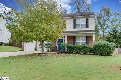 Easley Single Family Home For Sale: 321 Edenberry