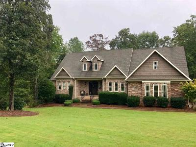 Inman Single Family Home For Sale: 330 Misty Meadows