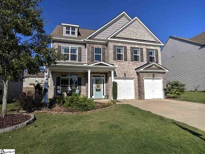 Simpsonville Single Family Home For Sale: 108 Sheepscot